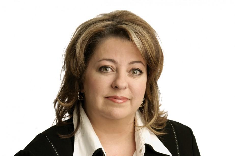Sylvie Roy, de l'ADQ, a été réélue....