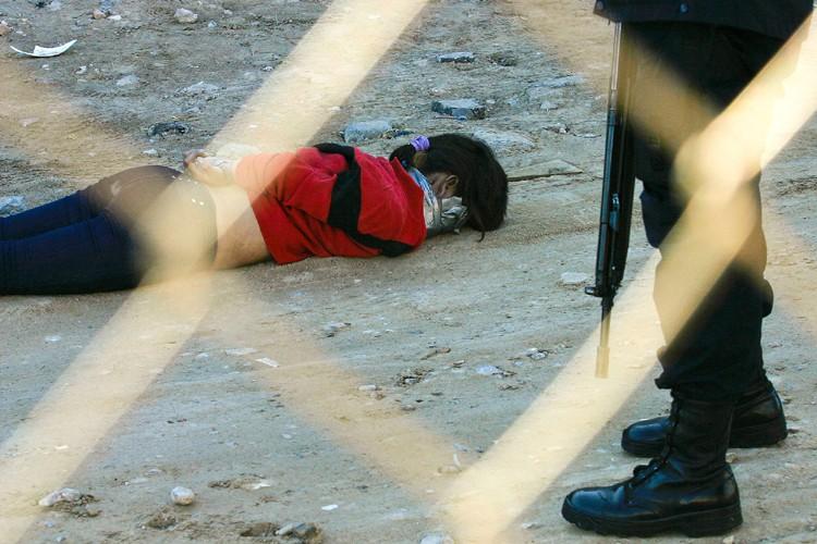 Les cartels de la drogue sont jugés responsables... (Photo: AFP)