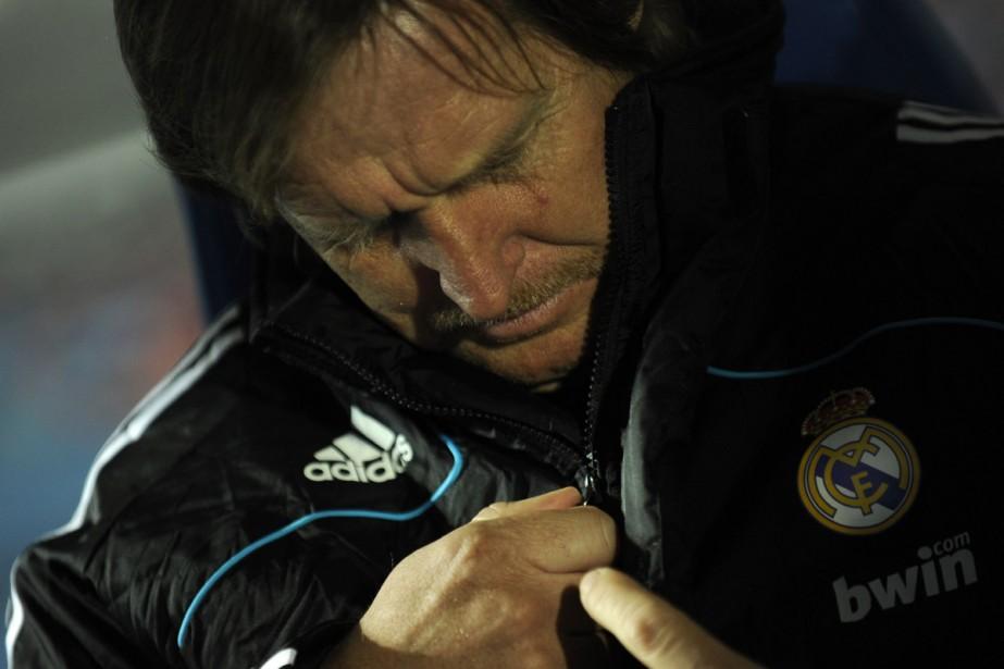 Bernd Schuster... (Photo: AFP)
