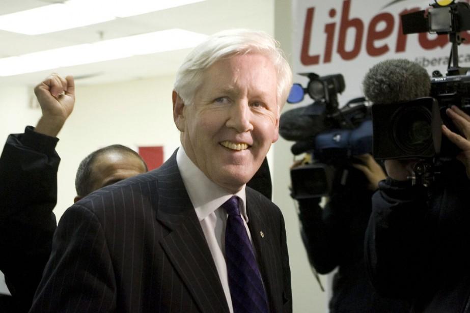 Bob Rae.... (Photo La Presse Canadienne)