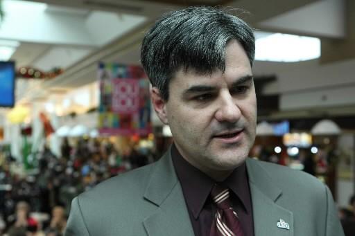 Le député Éric Caire... (Photo: Laetitia Deconinck)