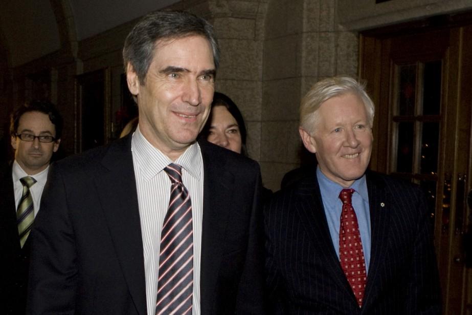 Michael Ignatieff deviendra officiellement chef du PLC aujourd'hui... (Photo La Presse Canadienne)