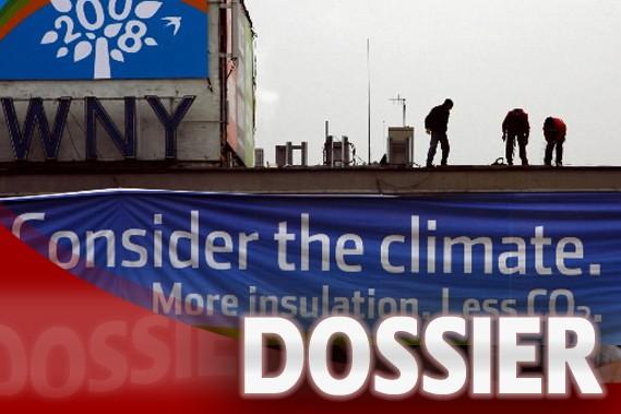 La nervosité des négociateurs est croissante à la Conférence de... (Photo: AFP)