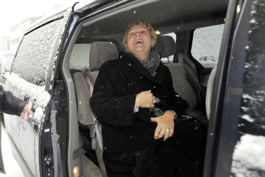 Le Parti québécois a retrouvé sa fougue, tout... (Photo La Presse Canadienne)