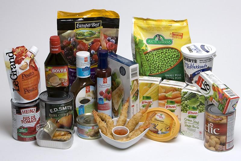 Voici les produits à se procurer au supermarché,... (Photo: Rémi Lemée, La Presse)