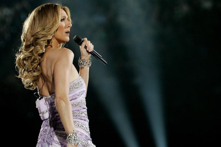 Céline Dion... (Photo: PC)