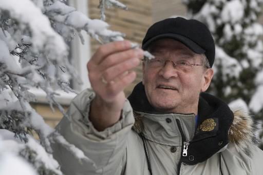 À 62 ans et après avoir passé 60... (Photo André Pichette, La Presse)