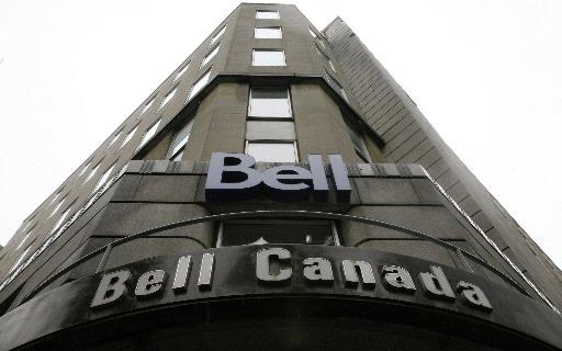 George Cope, PDG de Bell Canada....