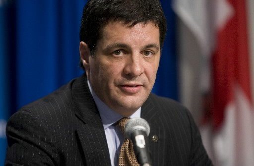 Benoit Labonté, chef de Vision Montréal... (Photo: La Presse)