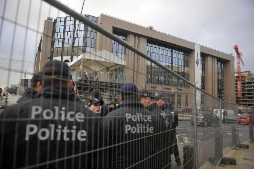 L'arrestation survient au moment de l'ouverture d'un sommet... (Photo: AFP)