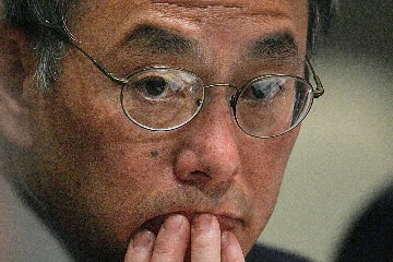 Steven Chu... (Photo: Archives AP)