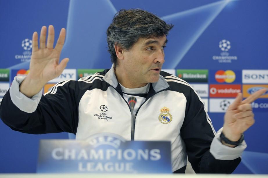 Juande Ramos... (Photo: AFP)