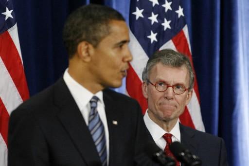 Barack Obama a nommé Tom Daschle au poste... (Photo: Reuters)