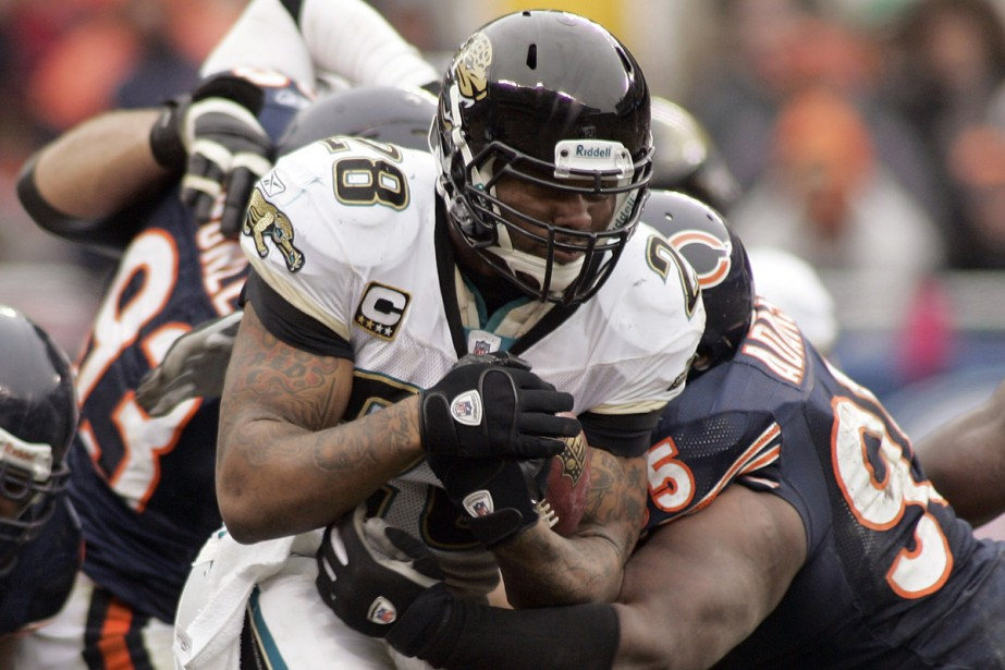 Fred Taylor... (Photo: Reuters)