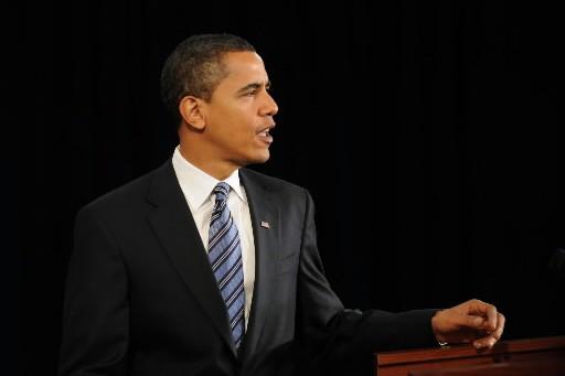 Le président élu Barack Obama s'est dit absolument certain» jeudi... (Photo: AFP)