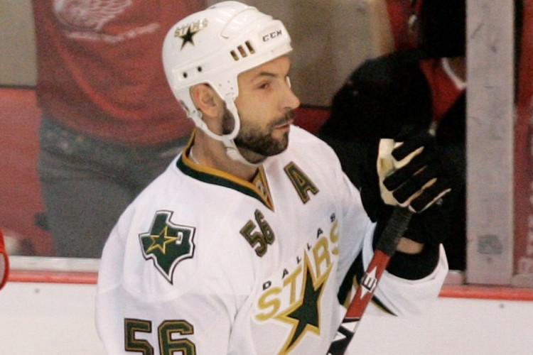 Sergei Zubov... (Photo: AP)