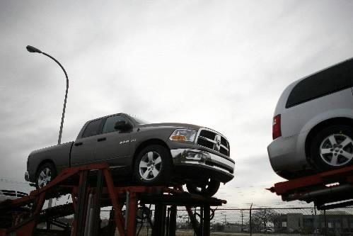 Jour sombre pour les constructeurs automobiles... (Photo: Reuters)