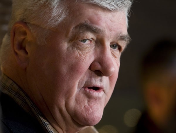Pat Quinn... (Archives)