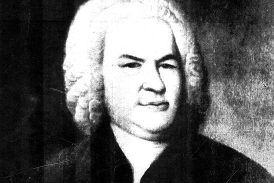 Jean-Sébastien Bach... (Photo: archives La Presse)
