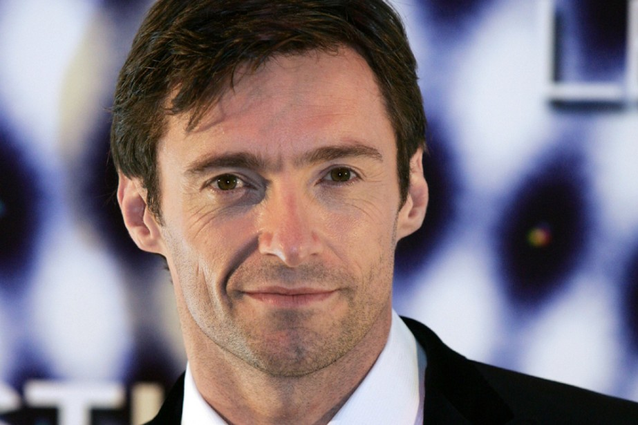 Hugh Jackman... (Photo: archives La Presse)