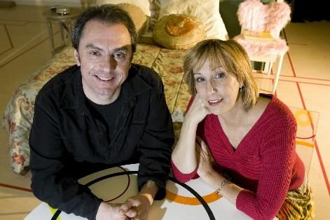 Henri Chassé et Danielle Proulx... (Photo: André Tremblay, La Presse)