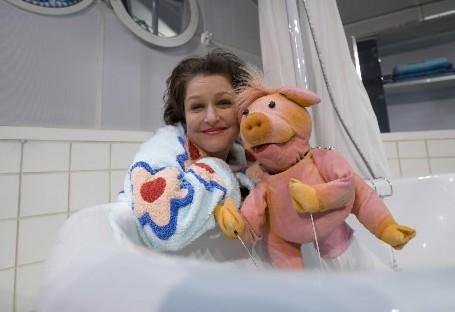 La comédienne Julie McClemens... (Photo: David Boily, La Presse)
