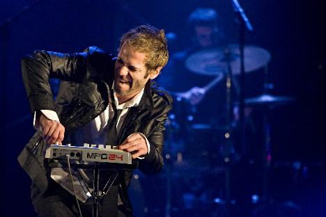 À la fois DJ, compositeur et chanteur, Martin... (Photo: François Roy, La Presse)