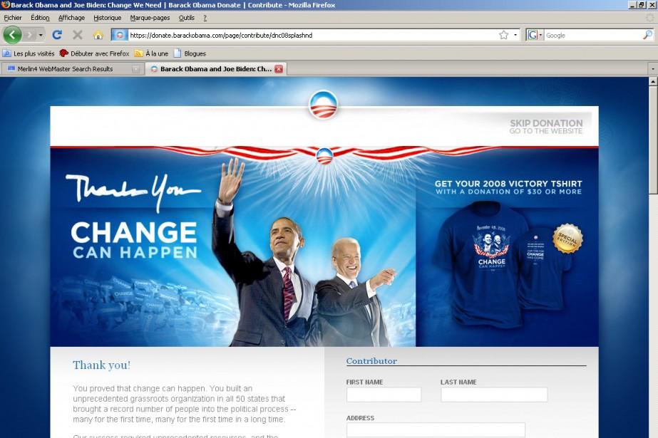 Dans l'art de mener une campagne présidentielle victorieuse aux États-Unis, il...