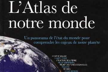 Notre planète est scrutée sous tous ses angles par les gens de sciences, tantôt...