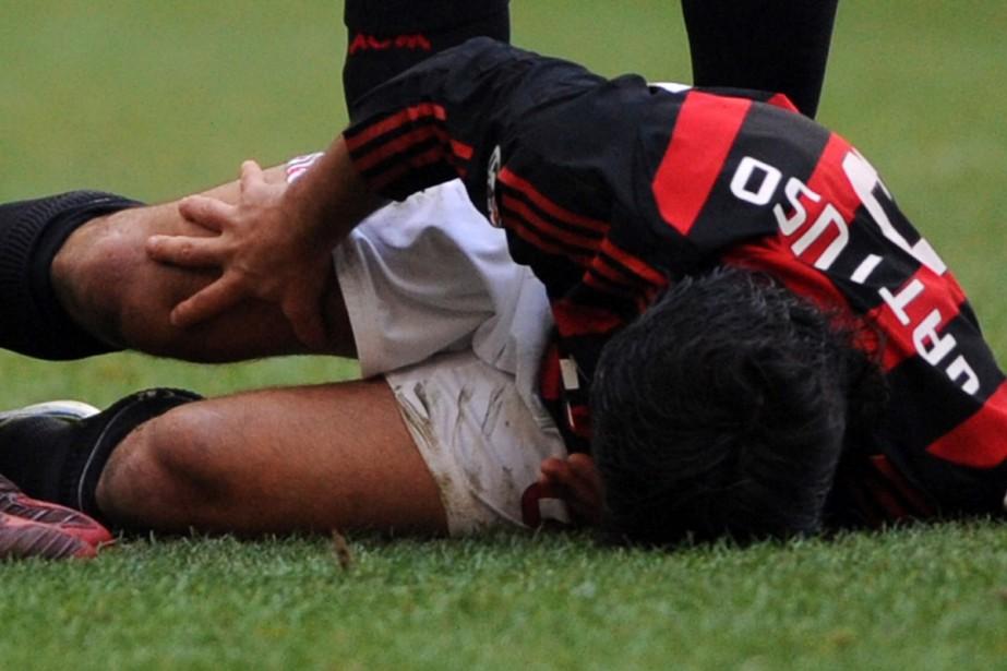 Gennaro Gattuso... (Photo: AFP)