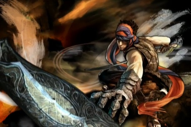 Prince of Persia: The Sand of Time... (Ubisoft)