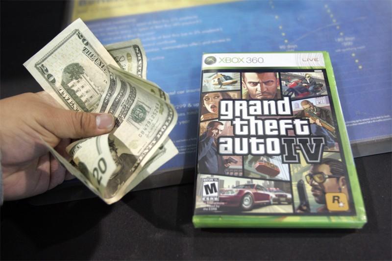 Également victimes du piratage, les fabricants de jeux vidéo réagissent... (AP)