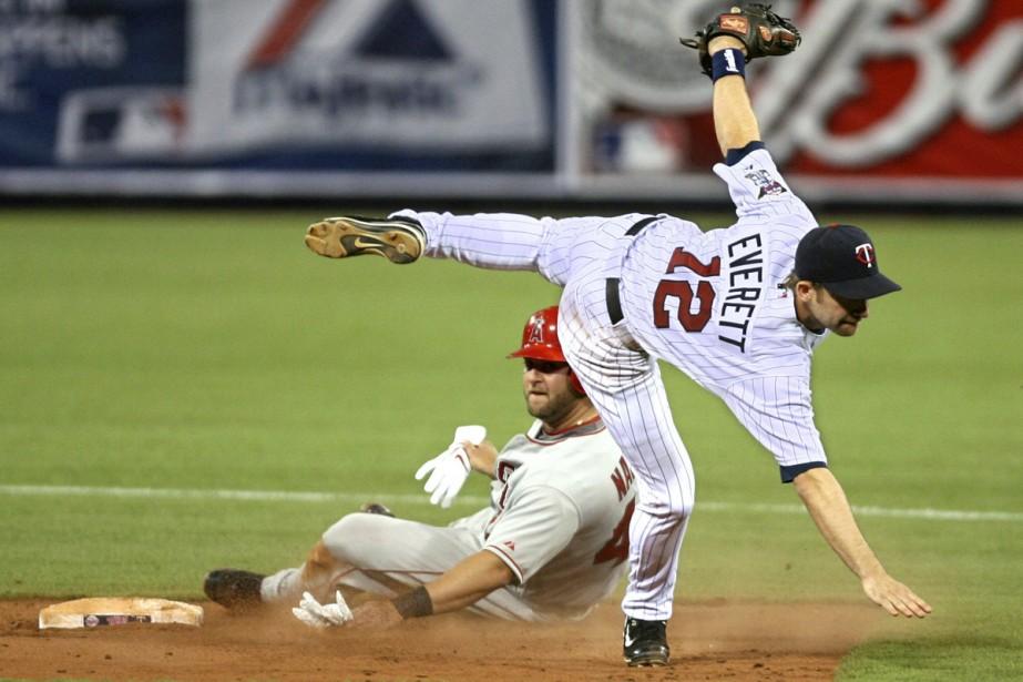 Adam Everett... (Photo: Reuters)