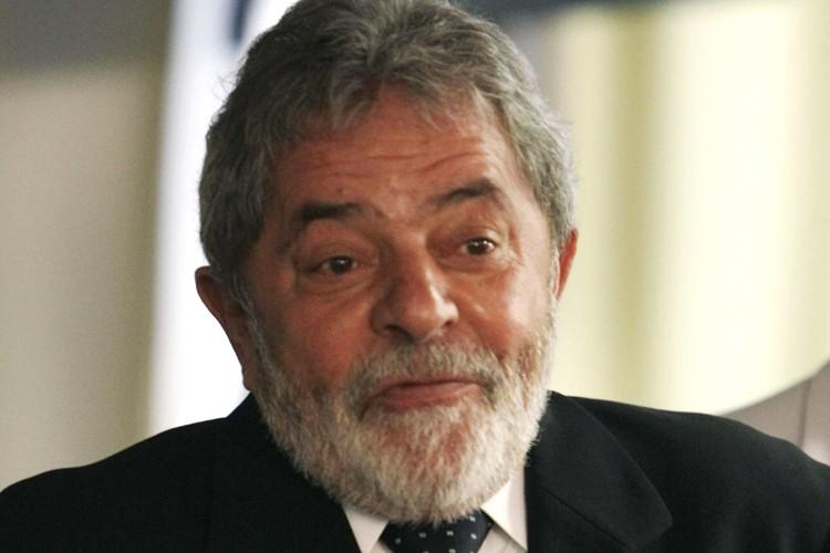 Le président brésilien Luiz Inacio Lula da Silva... (Photo: Reuters)