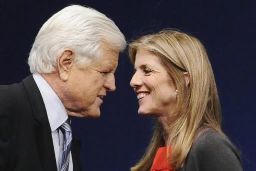 Caroline Kennedy, 51 ans, a fait campagne pour... (Photo: AP)