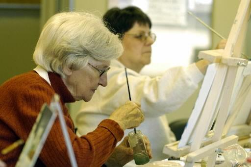 Les femmes qui vieillissent ont «de belles années devant elles»