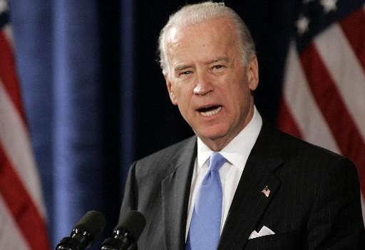 Joe Biden... (Photo: Bloomberg)