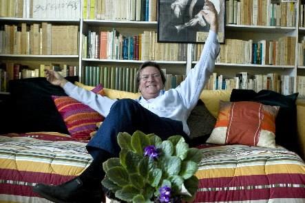 André Moreau, le plus célèbre desjovialistes.... (Photo: Rémi Lemée, La Presse)
