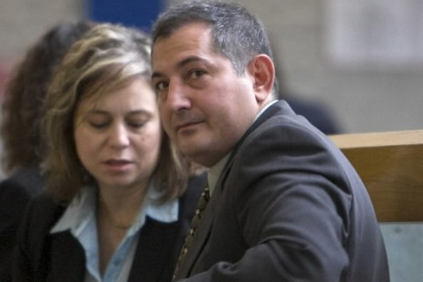 Basil Parasiris est sorti libre du palais de... (Photo: Alain Roberge, La Presse)