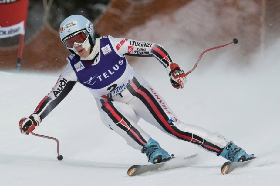 Marie Marchand-Arvier... (Photo: AFP)