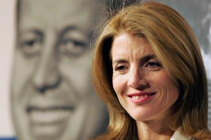 Caroline Kennedy... (Photo: AP)