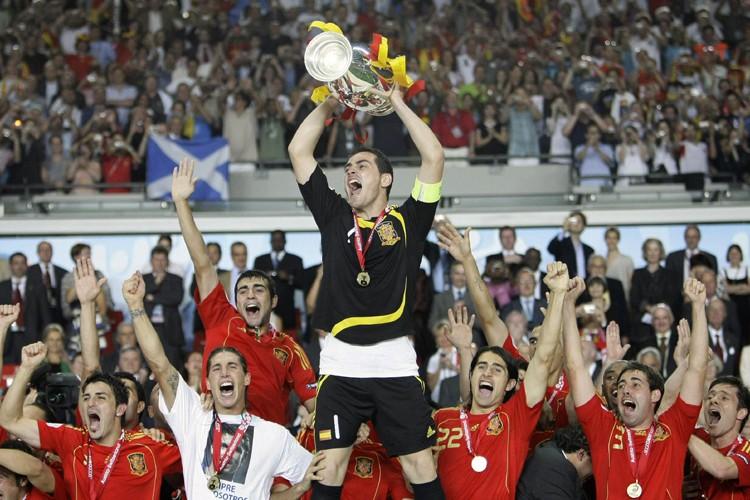 L'Espagne coiffe le classement de la FIFA depuis... (Photo: Reuters)