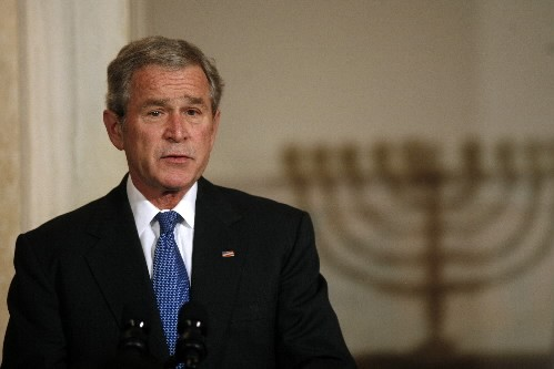L'administration du président sortant George W. Bush a dit... (Photo: Bloomberg)
