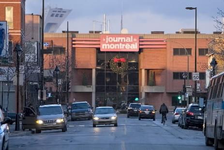Advenant un conflit de travail au Journal... (Photo: Alain Roberge, La Presse)