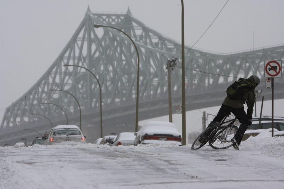 Les jours passent et se ressemblent. Le sud... (Photo: André Tremblay, La Presse)