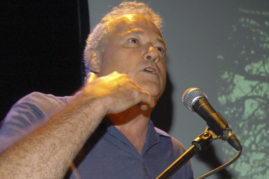 Jean-Denis Leduc, directeur artistique de La Licorne.... (Photo: Armand Trottier, archives La Presse)