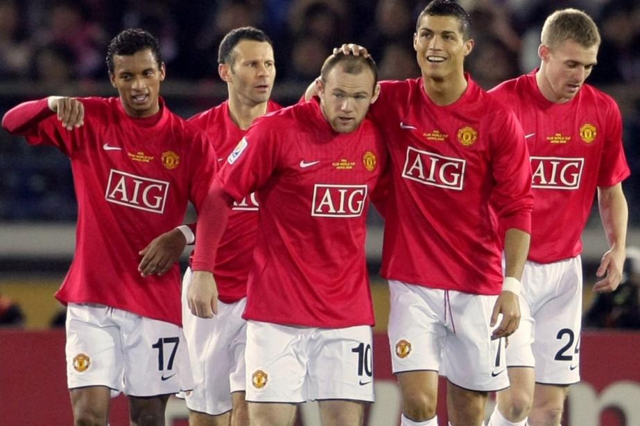 Manchester United n'a pas tremblé pour éliminer l'équipe... (Photo: AP)