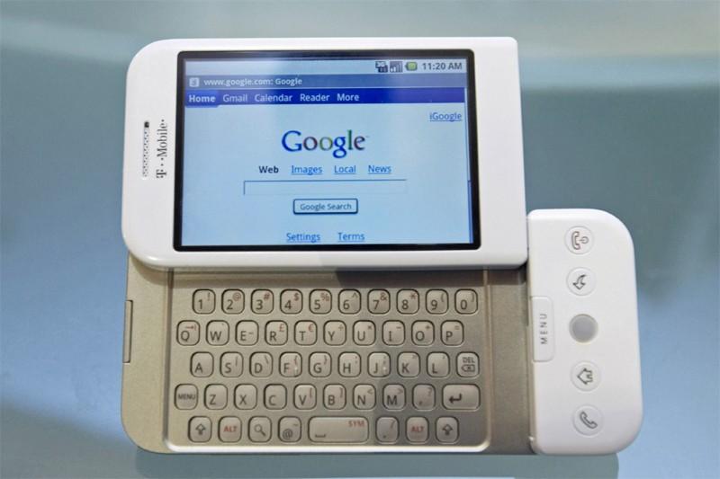 Le téléphone Android de Google... (Reuters)