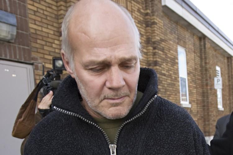 Roger Walsh avait heurté mortellement Annee Khudaverdian à... (Photo: David Boily, La Presse)