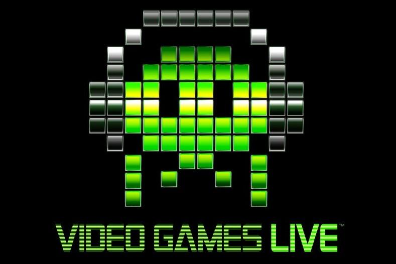 Le logo de Video Games Live...